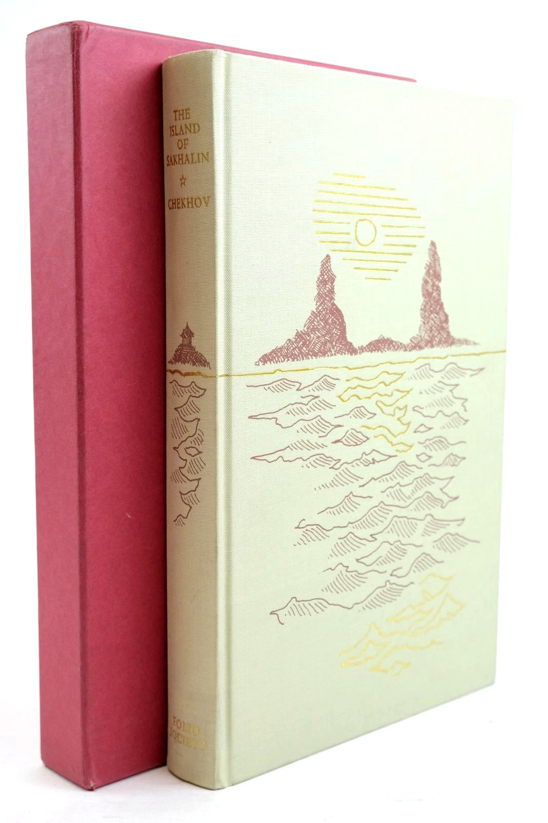 Photo of THE ISLAND OF SAKHALIN written by Chekhov, Anton published by Folio Society (STOCK CODE: 1320912)  for sale by Stella & Rose's Books