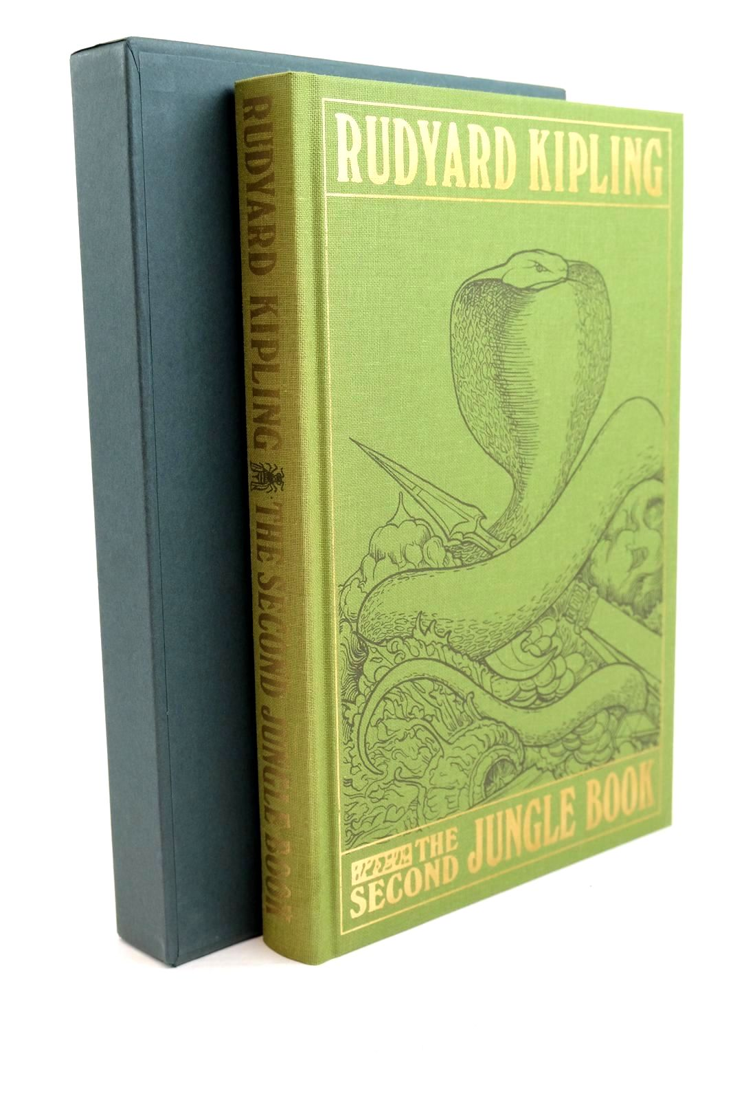 Photo of THE SECOND JUNGLE BOOK- Stock Number: 1320916