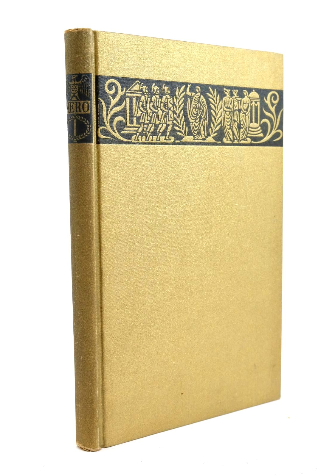 Photo of THE REIGN OF NERO written by Ramsay, George Gilbert Tacitus, Cornelius illustrated by Fraser, Eric published by Folio Society (STOCK CODE: 1320944)  for sale by Stella & Rose's Books