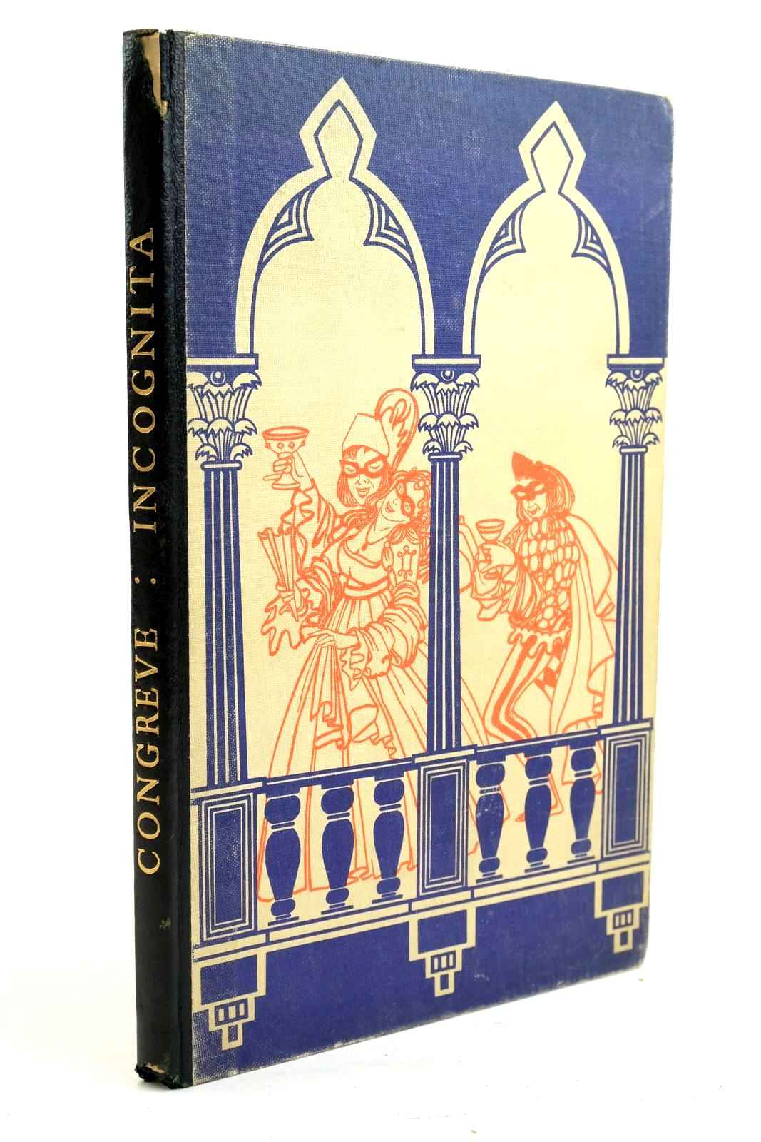 Photo of INCOGNITA OR LOVE AND DUTY RECONCIL'D written by Congreve, William Pryce-Jones, Alan illustrated by Van Rossem, Ru published by Folio Society (STOCK CODE: 1320947)  for sale by Stella & Rose's Books