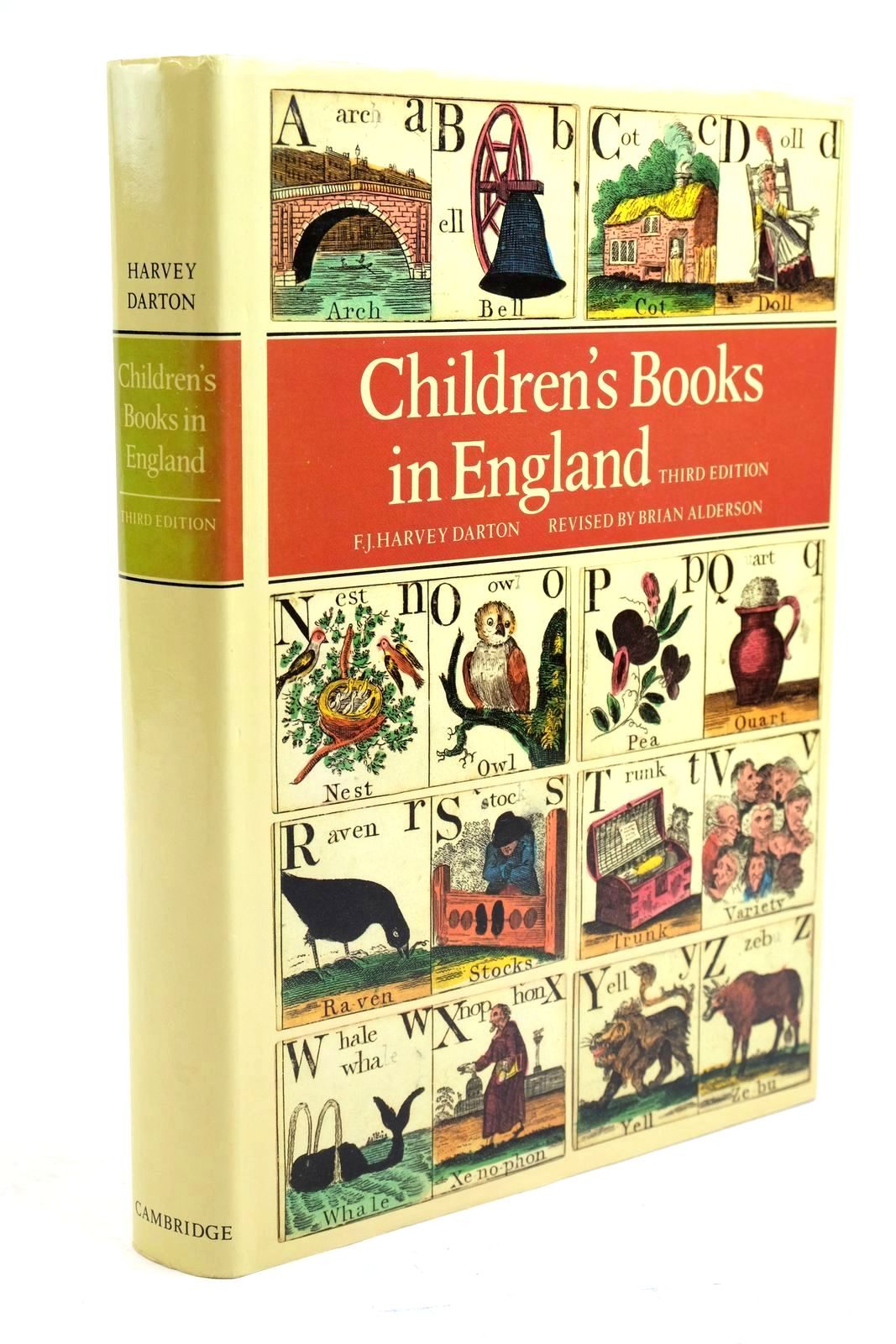 Photo of CHILDREN'S BOOKS IN ENGLAND- Stock Number: 1320957