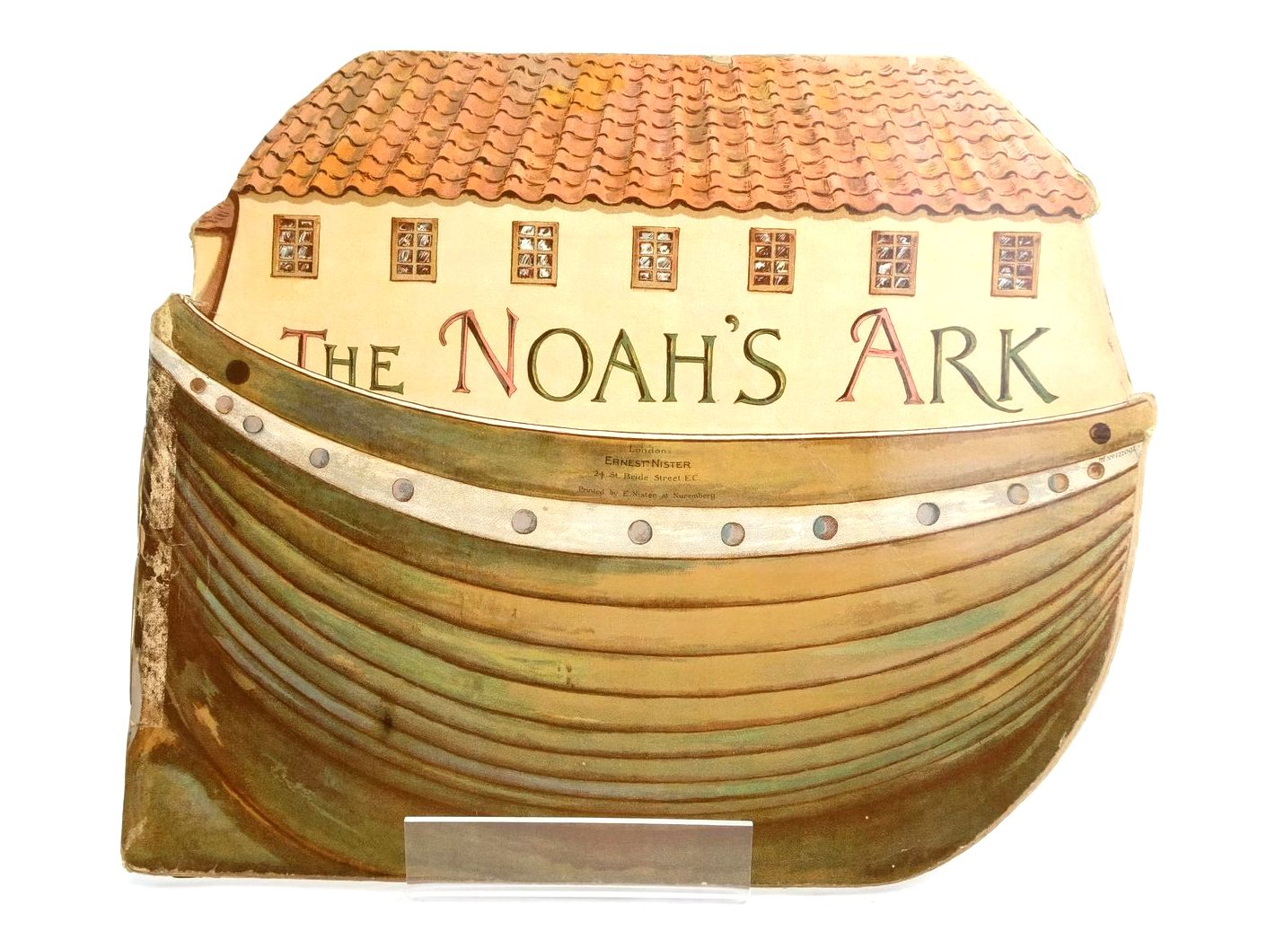 Photo of THE NOAH'S ARK- Stock Number: 1320958