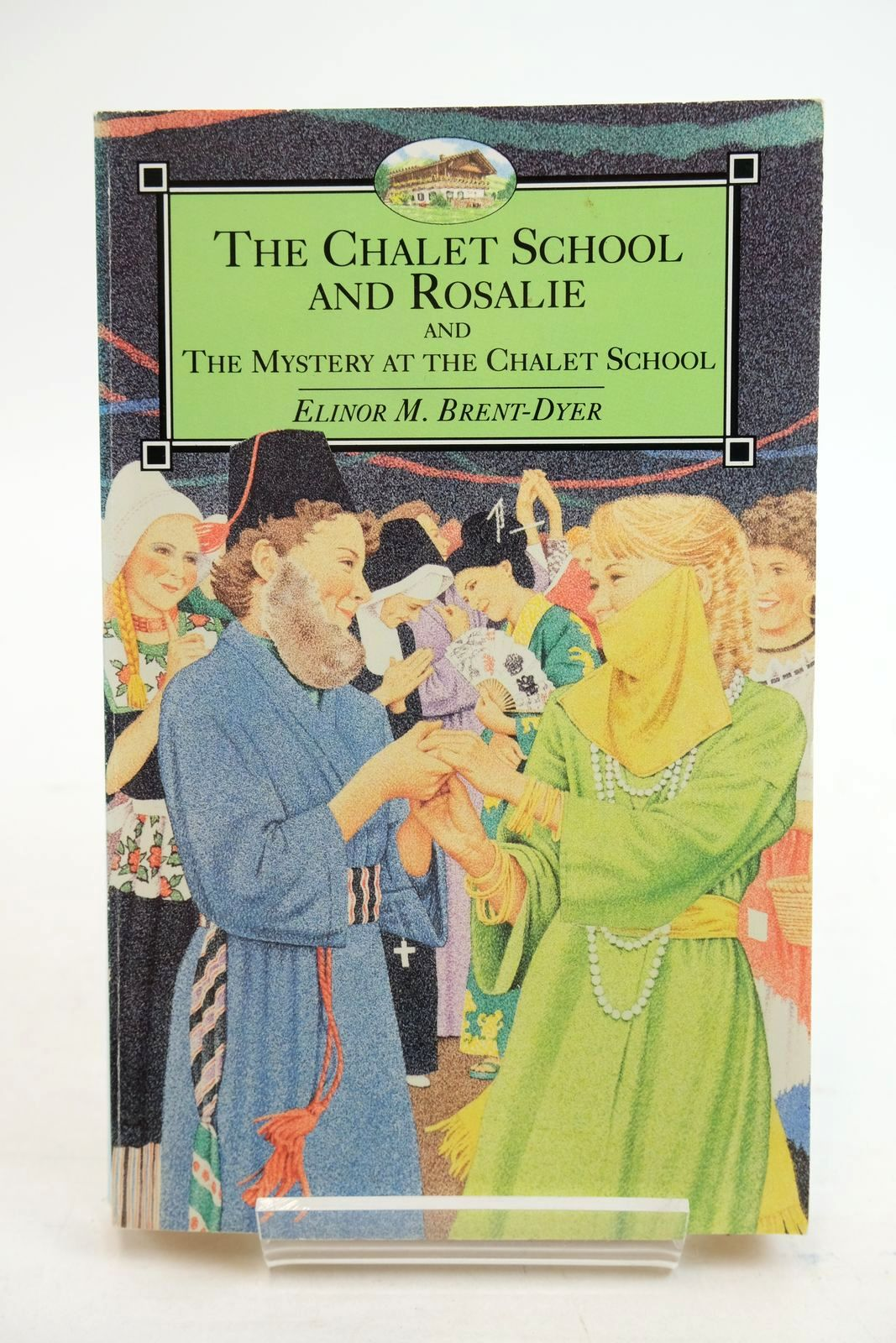 Photo of THE CHALET SCHOOL AND ROSALIE AND THE MYSTERY AT THE CHALET SCHOOL- Stock Number: 1320987