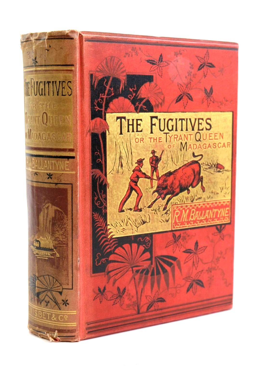 Photo of THE FUGITIVES OR THE TYRANT QUEEN OF MADAGASCAR- Stock Number: 1320996
