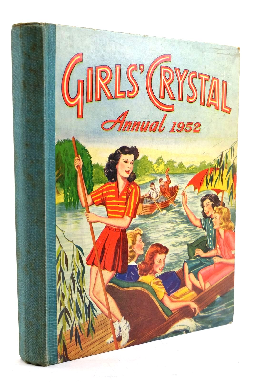 Photo of GIRLS' CRYSTAL ANNUAL 1952- Stock Number: 1321002
