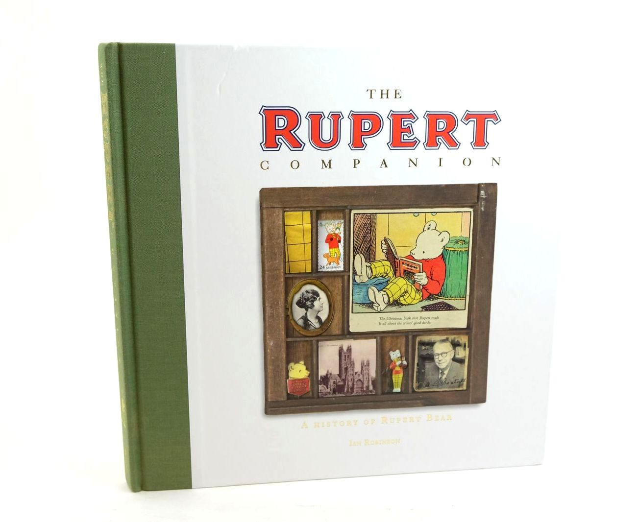 Photo of THE RUPERT COMPANION- Stock Number: 1321006