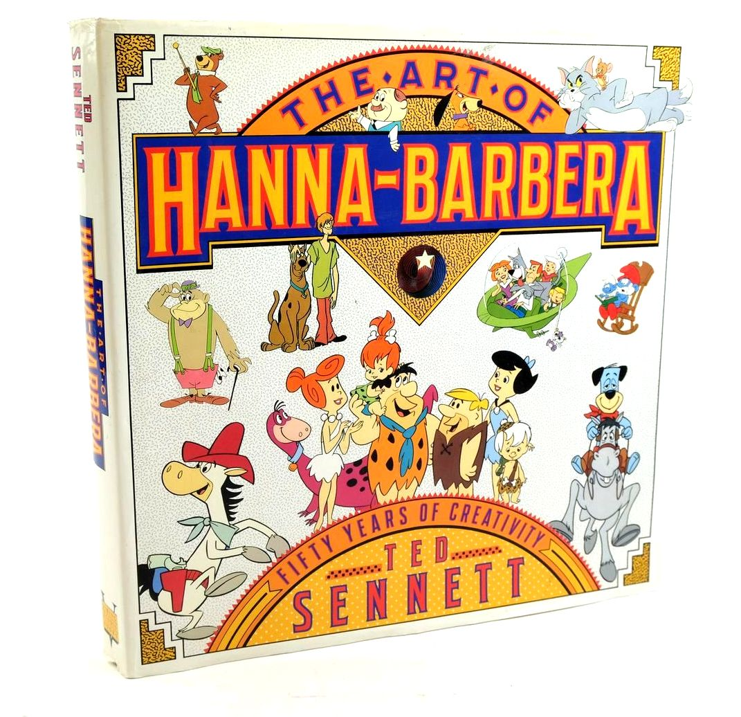 Photo of THE ART OF HANNA-BARBERA - FIFTY YEARS OF CREATIVITY- Stock Number: 1321007