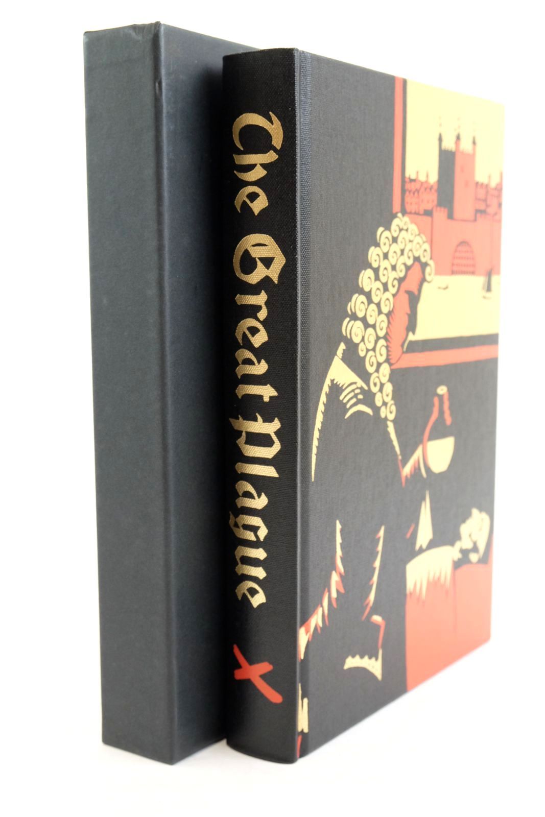 Photo of THE GREAT PLAGUE IN LONDON written by Bell, Walter George Hollyer, Belinda published by Folio Society (STOCK CODE: 1321019)  for sale by Stella & Rose's Books