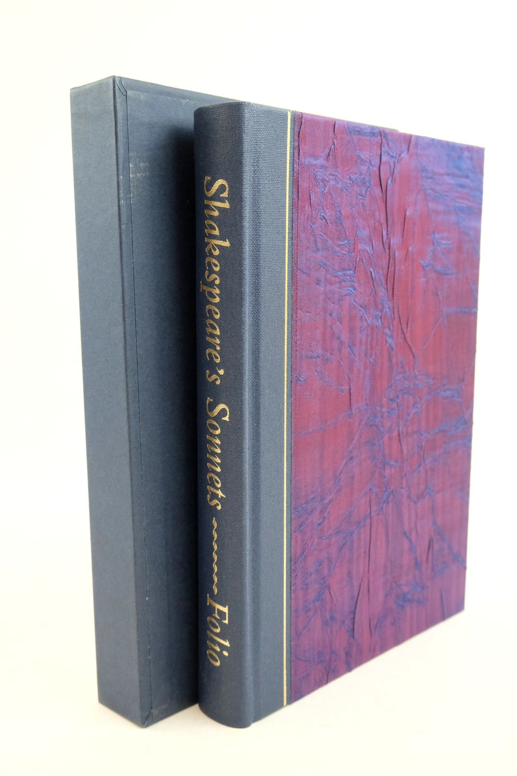 Photo of THE SONNETS AND A LOVER'S COMPLAINT- Stock Number: 1321025