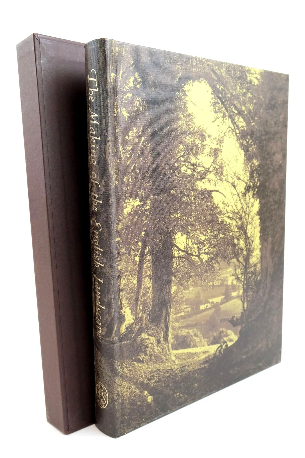 Photo of THE MAKING OF THE ENGLISH LANDSCAPE written by Hoskins, W.G. published by Folio Society (STOCK CODE: 1321045)  for sale by Stella & Rose's Books