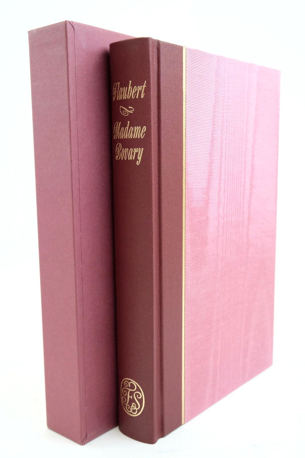 Photo of MADAME BOVARY written by Flaubert, Gustave illustrated by Sala, Grau published by Folio Society (STOCK CODE: 1321049)  for sale by Stella & Rose's Books