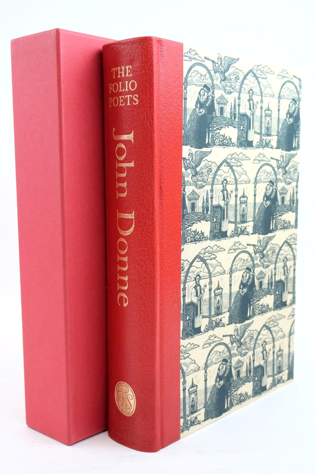 Photo of THE COMPLETE ENGLISH POEMS written by Donne, John published by Folio Society (STOCK CODE: 1321056)  for sale by Stella & Rose's Books
