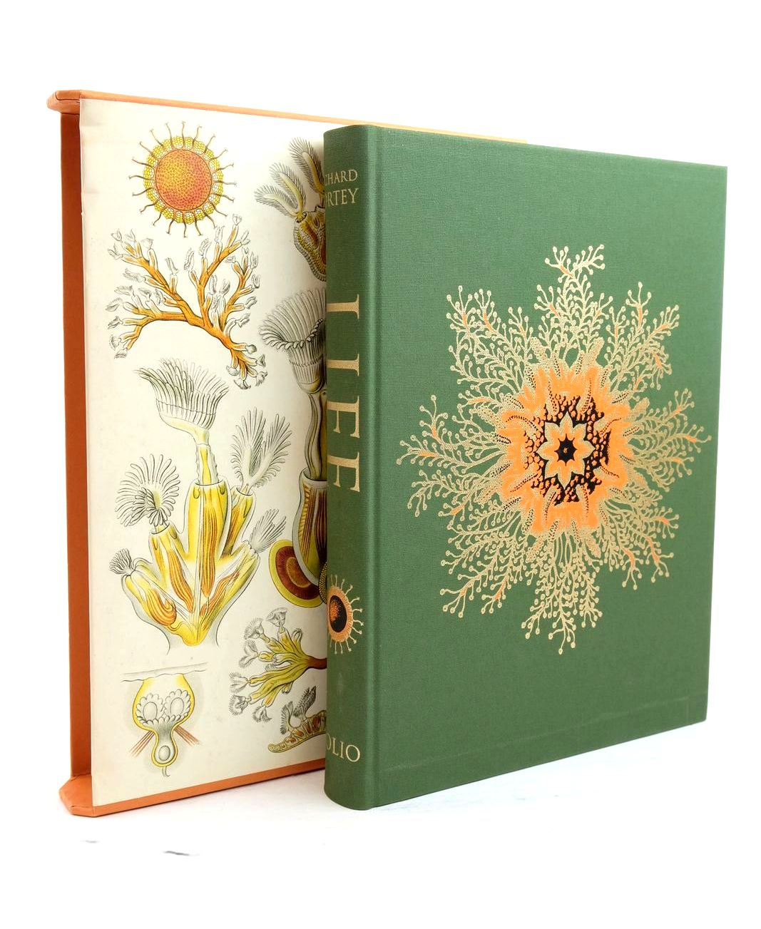 Photo of LIFE written by Fortey, Richard published by Folio Society (STOCK CODE: 1321064)  for sale by Stella & Rose's Books