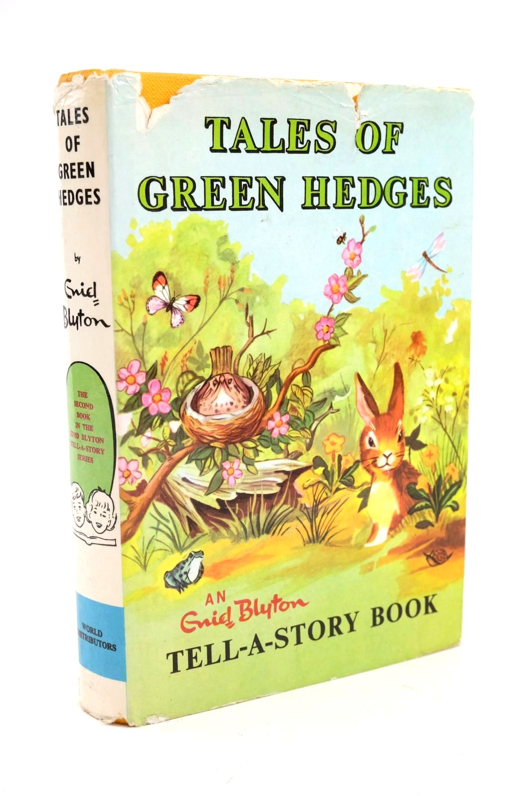 Photo of TALES OF GREEN HEDGES written by Blyton, Enid illustrated by Johnson, Joyce published by World Distributors (STOCK CODE: 1321073)  for sale by Stella & Rose's Books