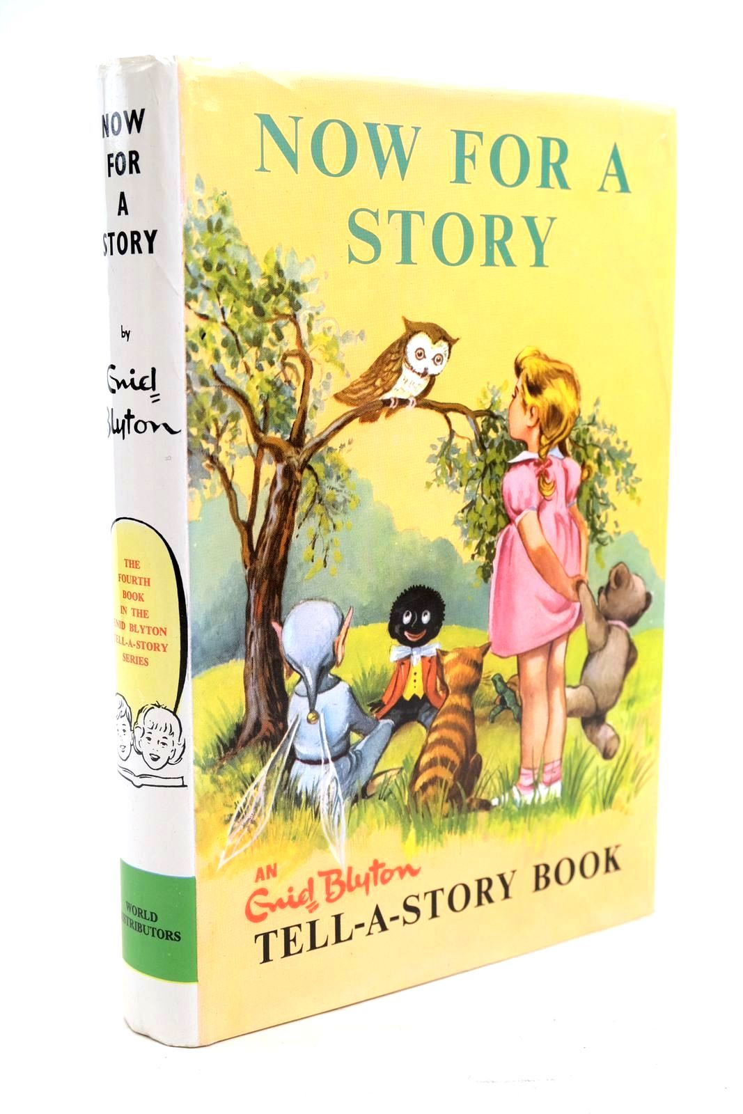 Photo of NOW FOR A STORY written by Blyton, Enid illustrated by Johnson, Joyce published by World Distributors Ltd. (STOCK CODE: 1321074)  for sale by Stella & Rose's Books
