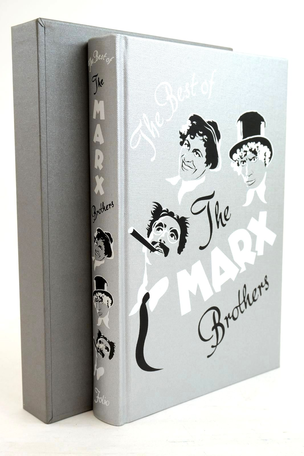 Photo of THE BEST OF THE MARX BROTHERS- Stock Number: 1321078