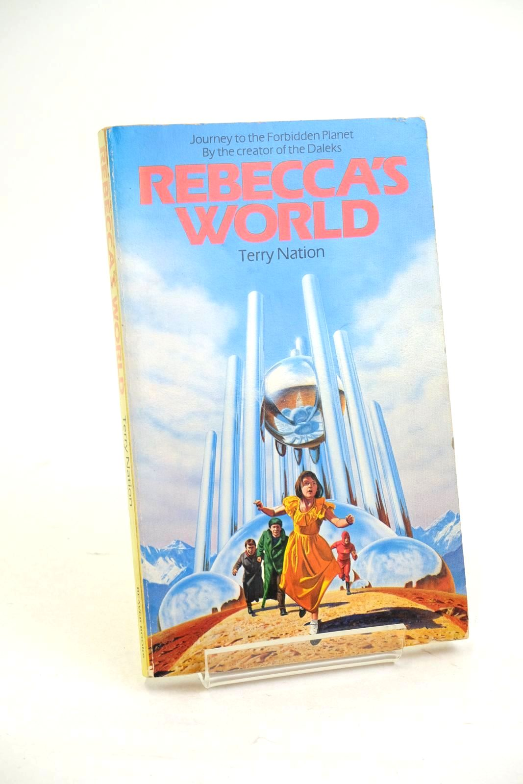 Photo of REBECCA'S WORLD JOURNEY TO THE FORBIDDEN PLANET written by Nation, Terry illustrated by Learmonth, Larry published by Beaver Books, Arrow Books Limited (STOCK CODE: 1321082)  for sale by Stella & Rose's Books