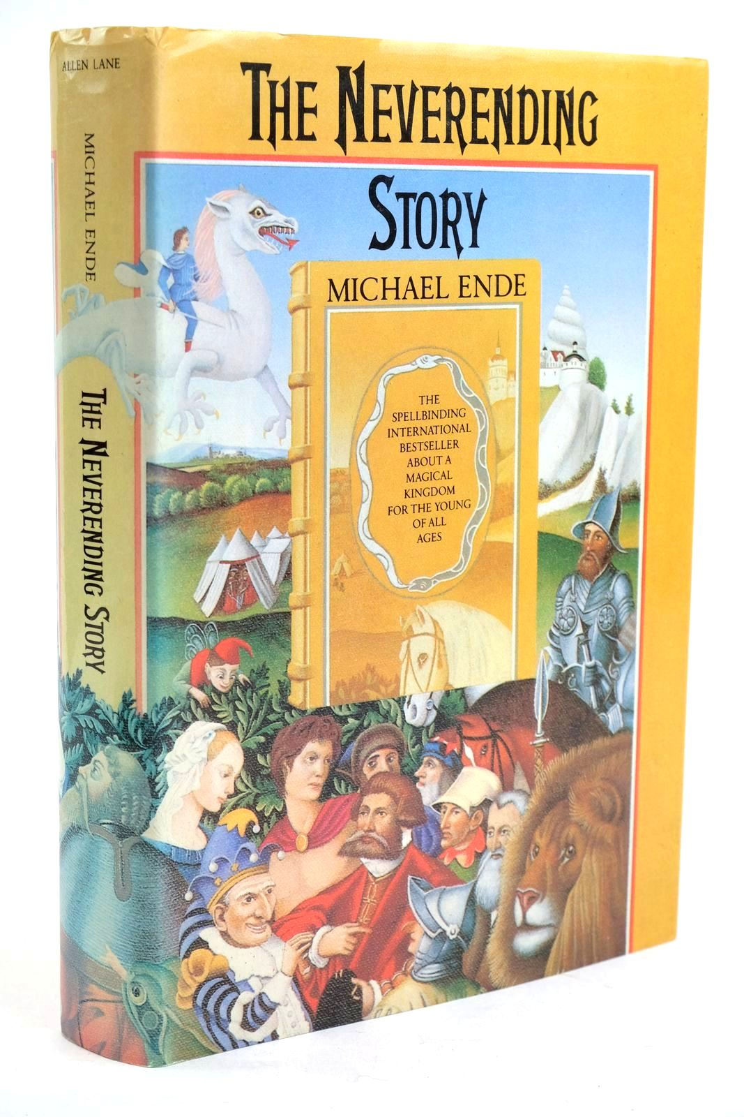 Photo of THE NEVERENDING STORY- Stock Number: 1321084