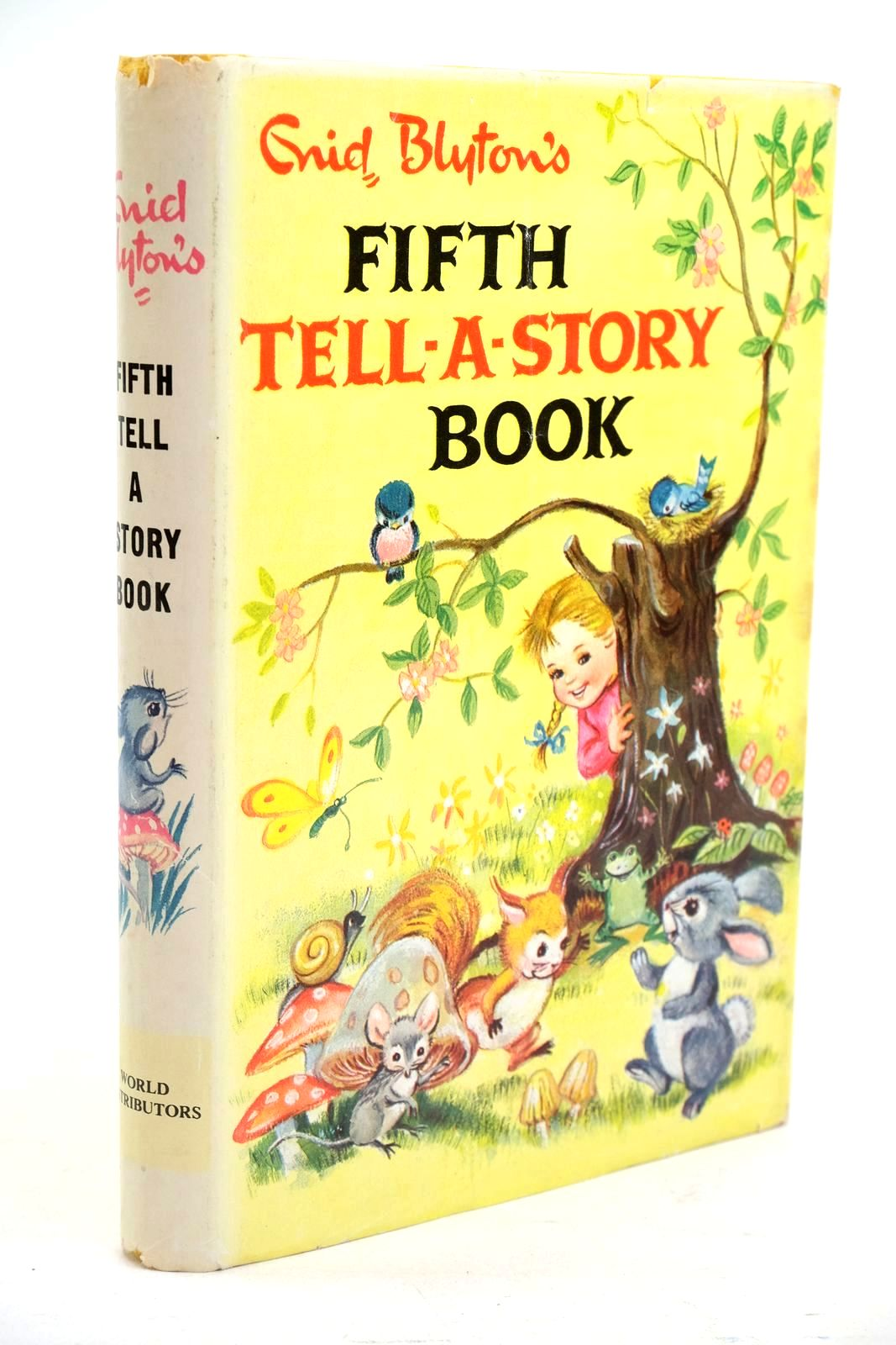 Photo of ENID BLYTON'S FIFTH TELL-A-STORY BOOK written by Blyton, Enid published by World Distributors Ltd. (STOCK CODE: 1321087)  for sale by Stella & Rose's Books