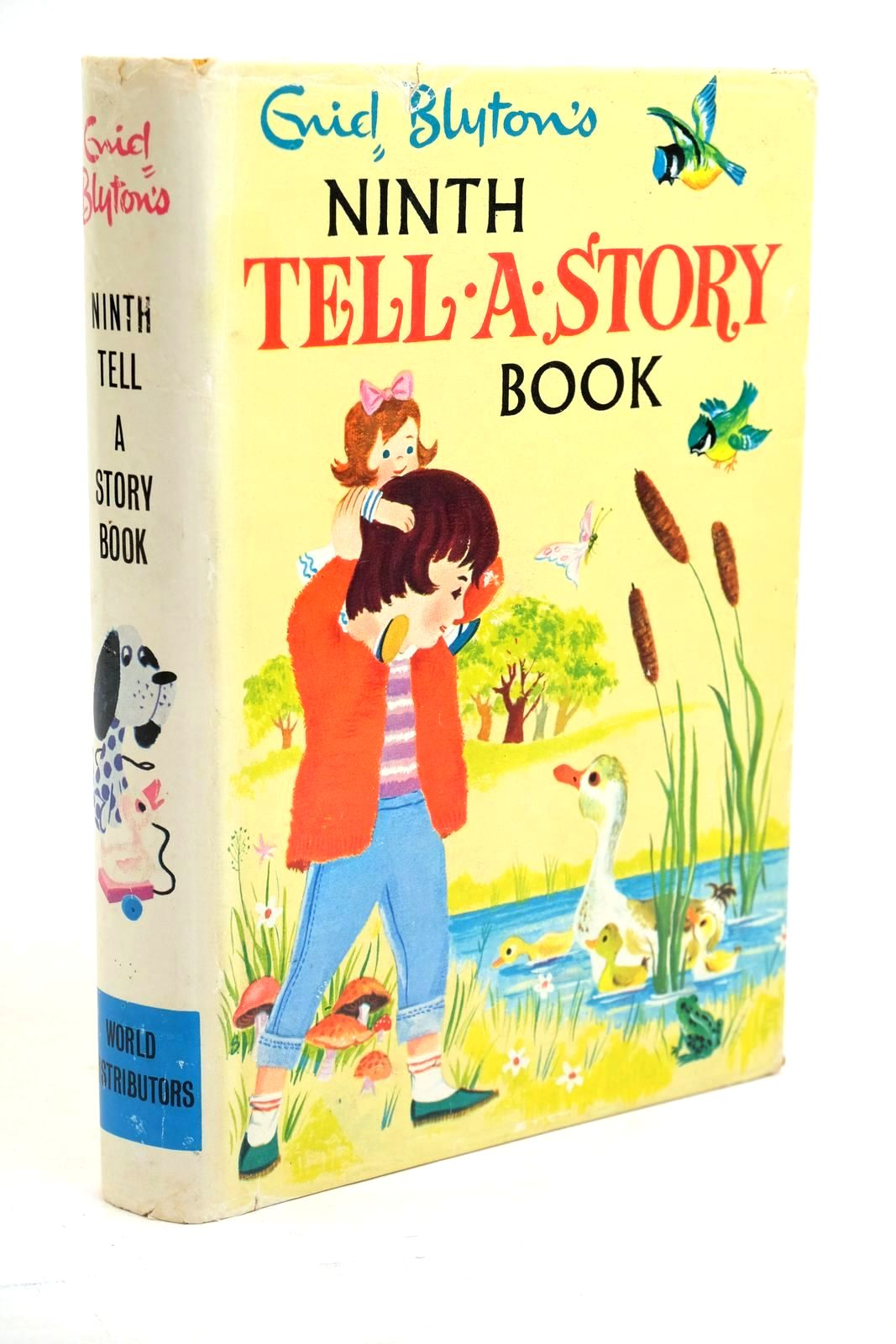 Photo of ENID BLYTON'S NINTH TELL-A-STORY BOOK written by Blyton, Enid published by World Distributors Ltd. (STOCK CODE: 1321091)  for sale by Stella & Rose's Books