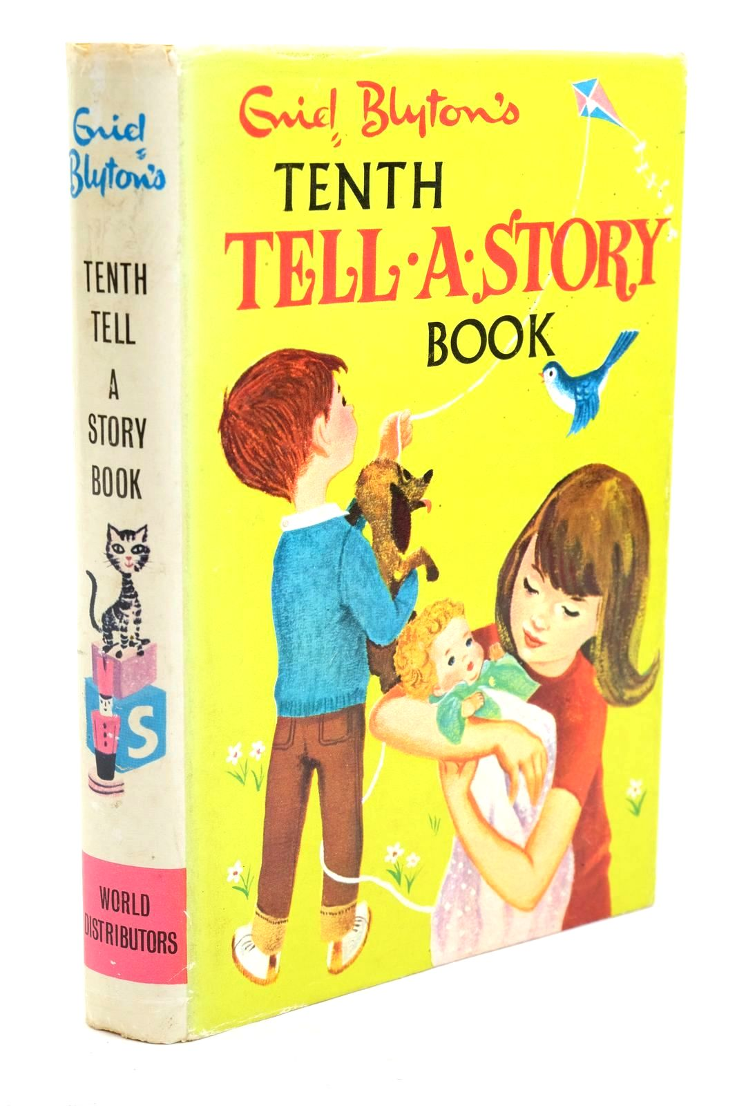 Photo of ENID BLYTON'S TENTH TELL-A-STORY BOOK written by Blyton, Enid published by World Distributors Ltd. (STOCK CODE: 1321092)  for sale by Stella & Rose's Books