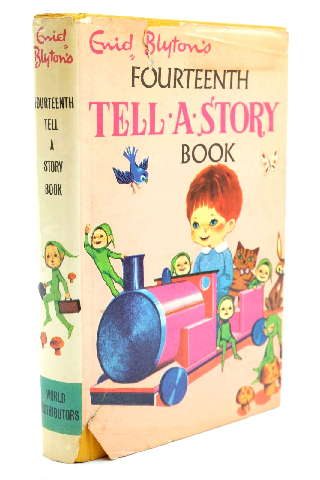 Photo of ENID BLYTON'S FOURTEENTH TELL-A-STORY BOOK- Stock Number: 1321095