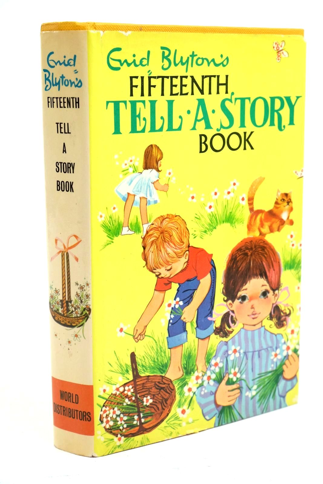 Photo of ENID BLYTON'S FIFTEENTH TELL-A-STORY BOOK written by Blyton, Enid published by World Distributors Ltd. (STOCK CODE: 1321096)  for sale by Stella & Rose's Books
