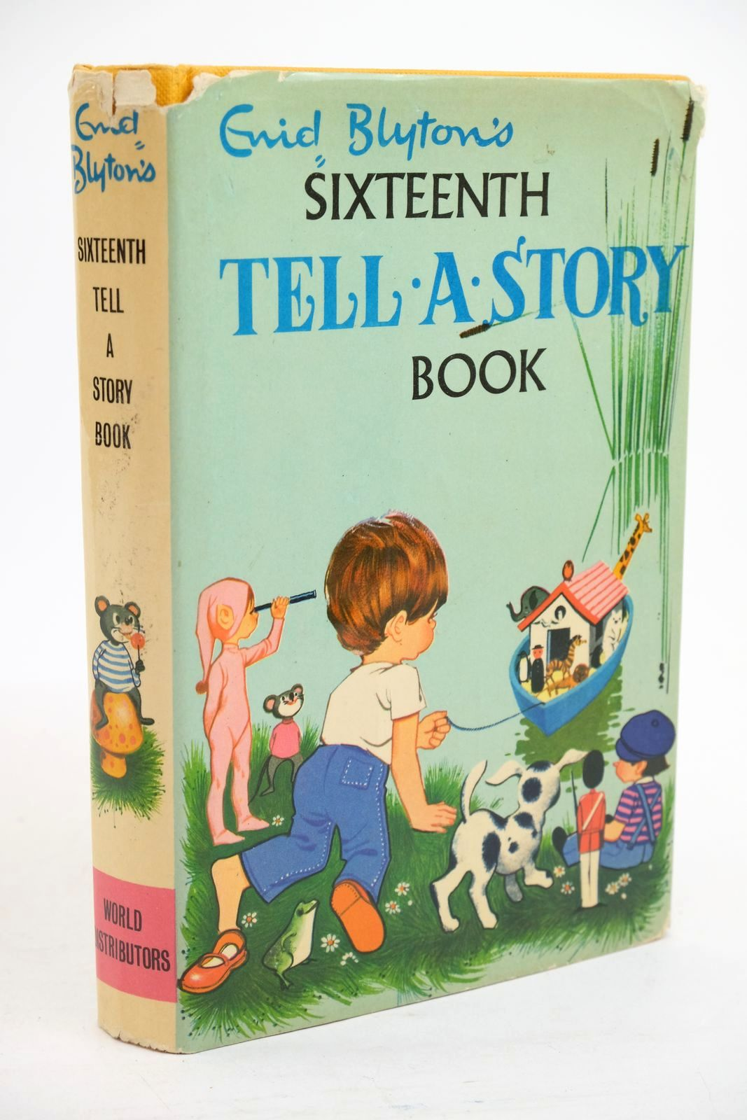 Photo of ENID BLYTON'S SIXTEENTH TELL-A-STORY BOOK written by Blyton, Enid published by World Distributors Ltd. (STOCK CODE: 1321097)  for sale by Stella & Rose's Books