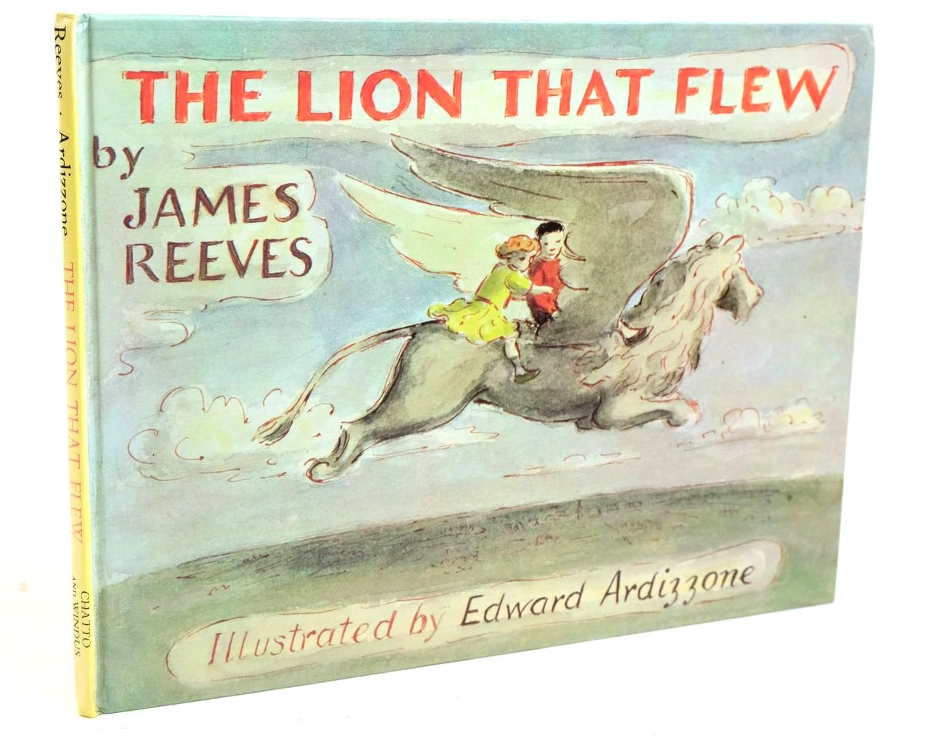 Photo of THE LION THAT FLEW- Stock Number: 1321105