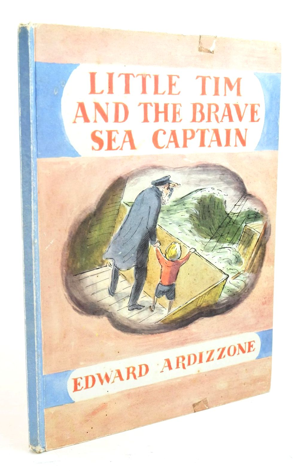 Photo of LITTLE TIM AND THE BRAVE SEA CAPTAIN- Stock Number: 1321107