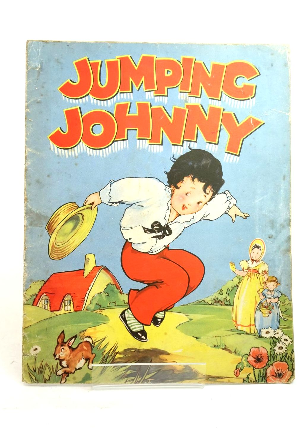 Photo of JUMPING JOHNNY written by Why, Kitty published by Amex Company Ltd. (STOCK CODE: 1321110)  for sale by Stella & Rose's Books