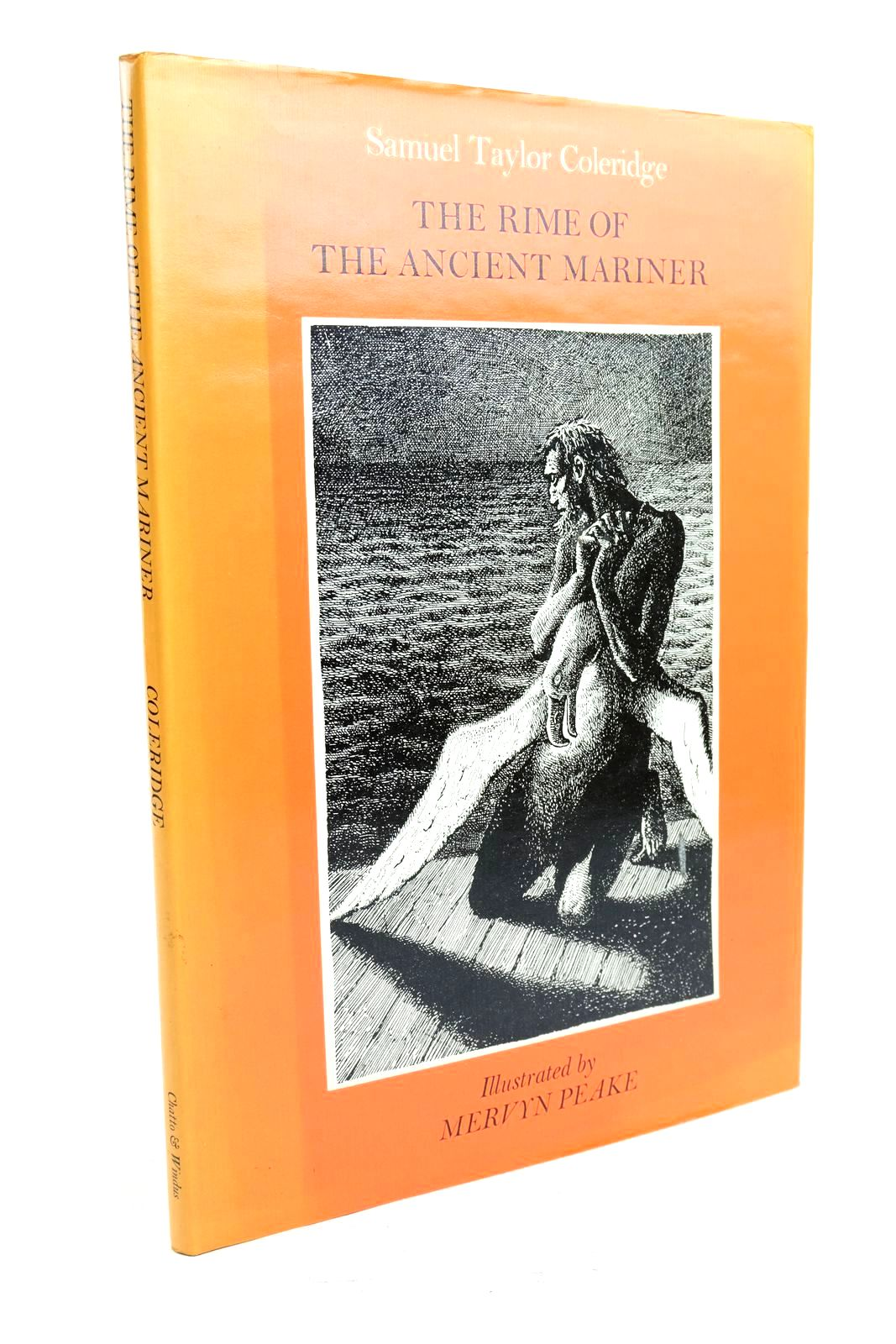 Photo of THE RIME OF THE ANCIENT MARINER- Stock Number: 1321111