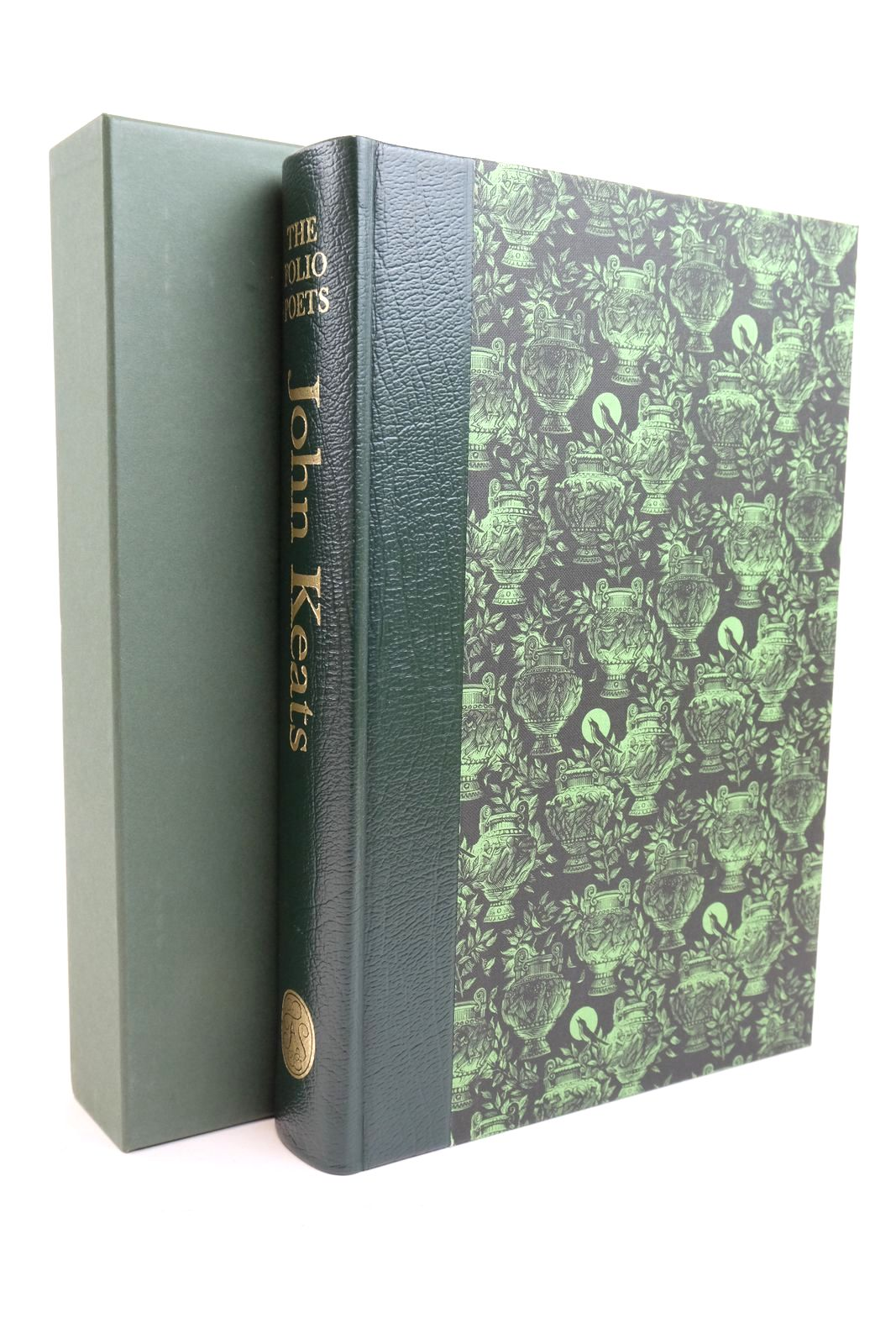 Photo of JOHN KEATS THE COMPLETE POEMS- Stock Number: 1321115