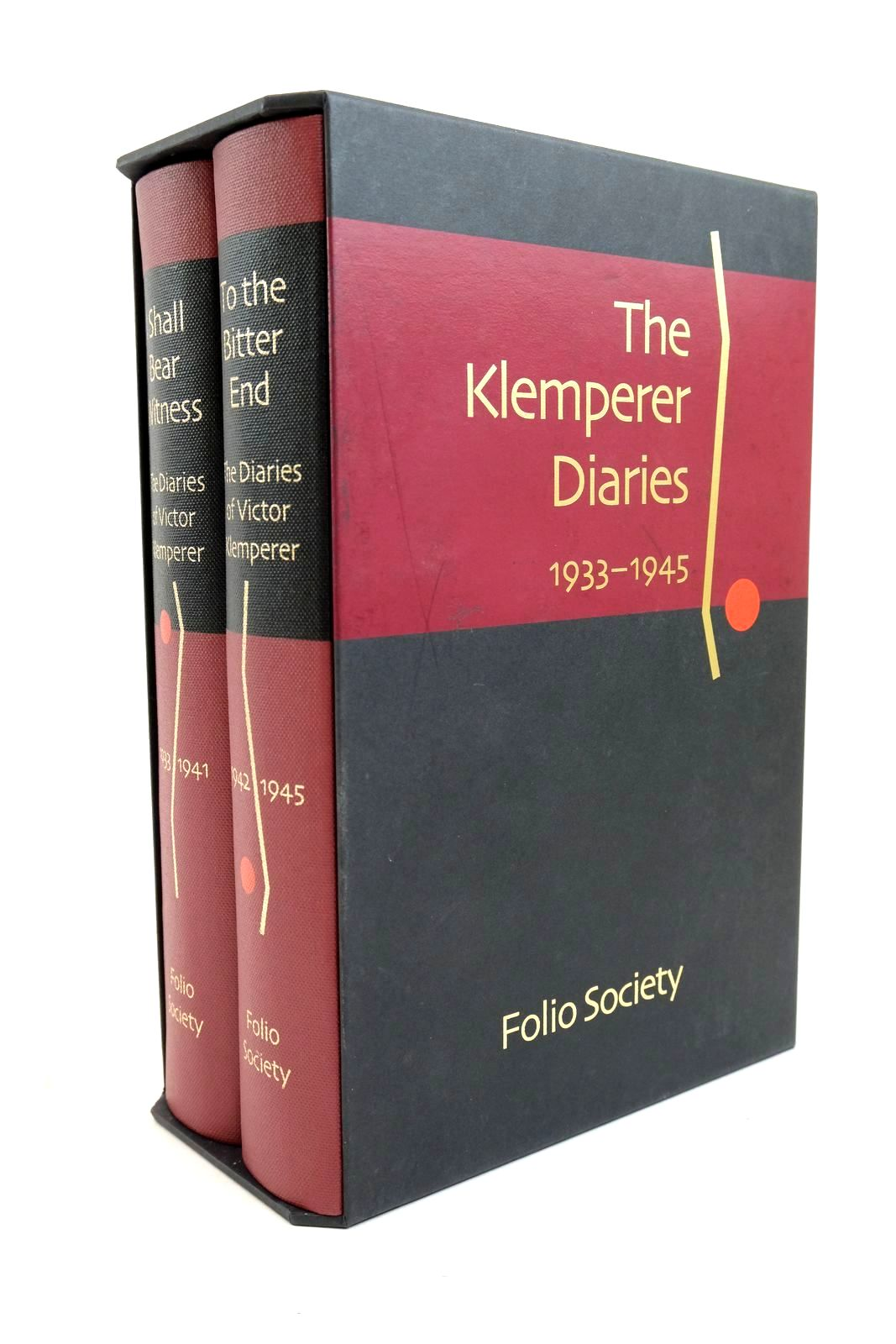 Photo of THE DIARIES OF VICTOR KLEMPERER (2 VOLUMES)- Stock Number: 1321118