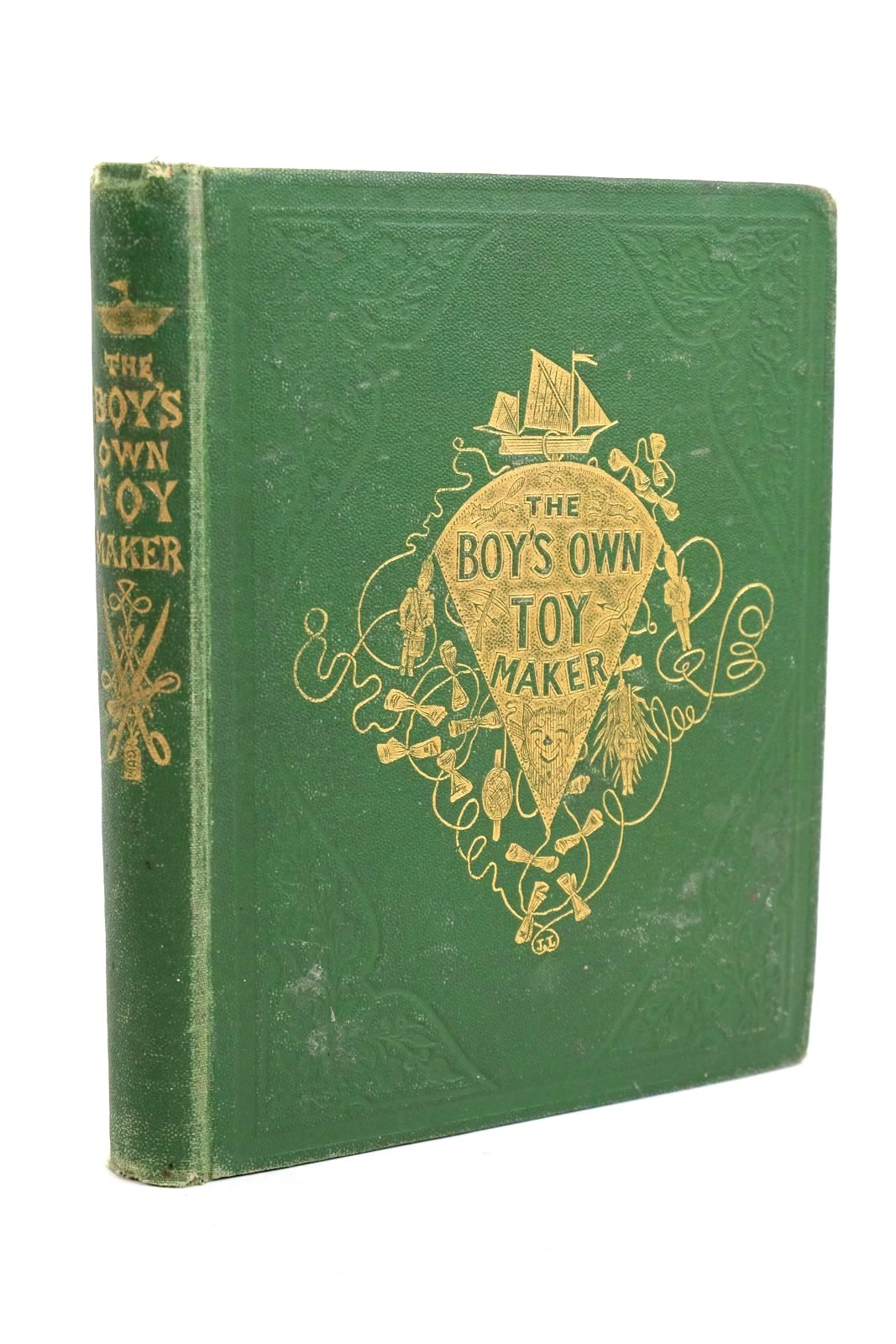 Photo of THE BOY'S OWN TOY-MAKER written by Landells, E. published by Griffith and Farran (STOCK CODE: 1321133)  for sale by Stella & Rose's Books
