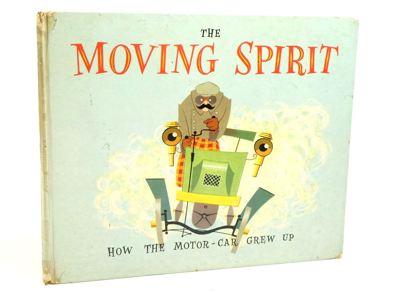 Photo of THE MOVING SPIRIT- Stock Number: 1321145