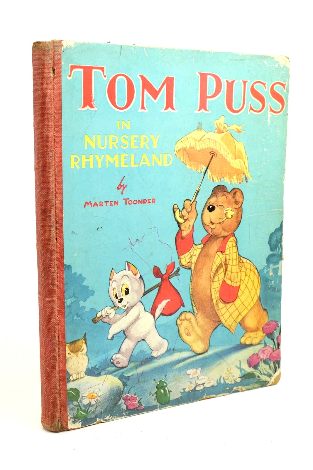 Photo of TOM PUSS IN NURSERY RHYMELAND written by Toonder, Marten illustrated by Toonder, Marten published by Marks and Spencer Limited (STOCK CODE: 1321152)  for sale by Stella & Rose's Books