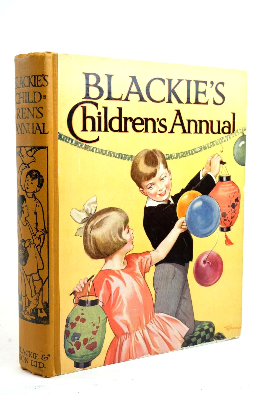 Photo of BLACKIE'S CHILDREN'S ANNUAL 25TH YEAR- Stock Number: 1321154