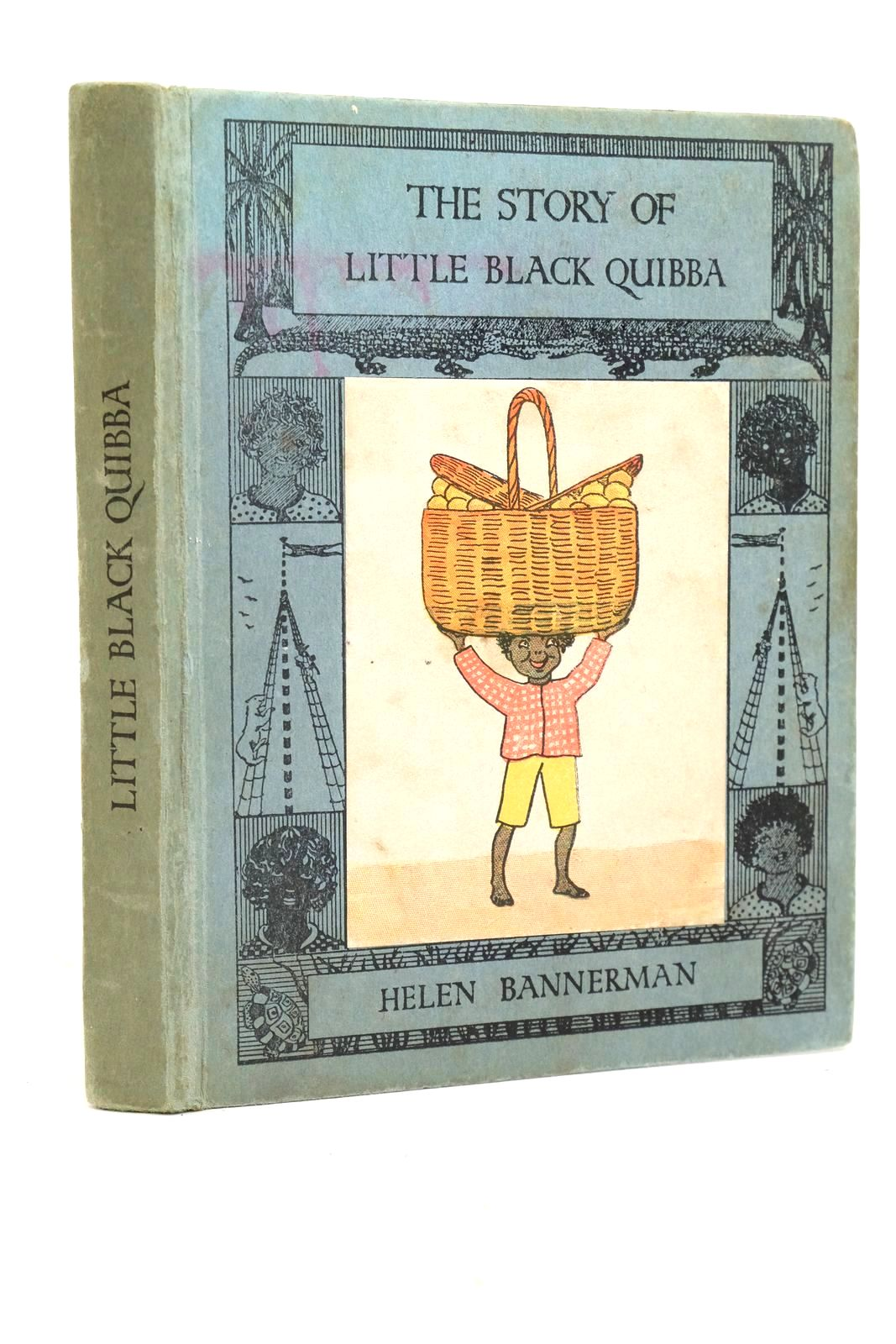 Photo of THE STORY OF LITTLE BLACK QUIBBA written by Bannerman, Helen illustrated by Bannerman, Helen published by Nisbet & Co. Ltd. (STOCK CODE: 1321156)  for sale by Stella & Rose's Books