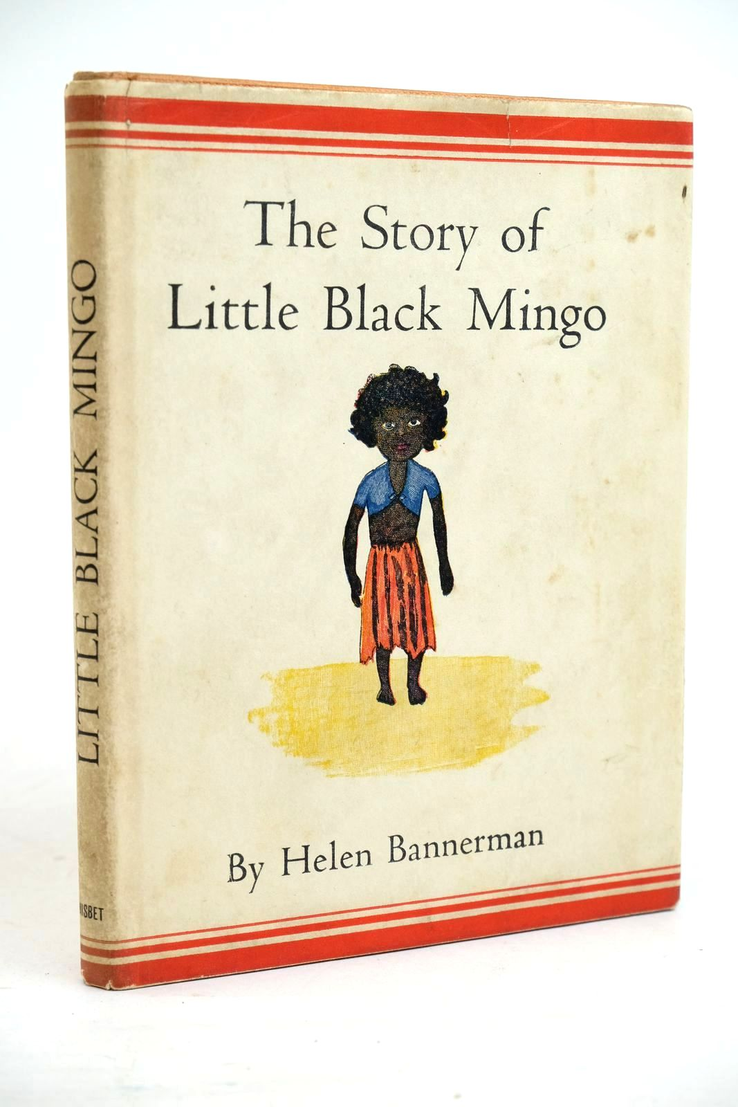 Photo of THE STORY OF LITTLE BLACK MINGO written by Bannerman, Helen illustrated by Bannerman, Helen published by Nisbet & Co. Ltd. (STOCK CODE: 1321157)  for sale by Stella & Rose's Books
