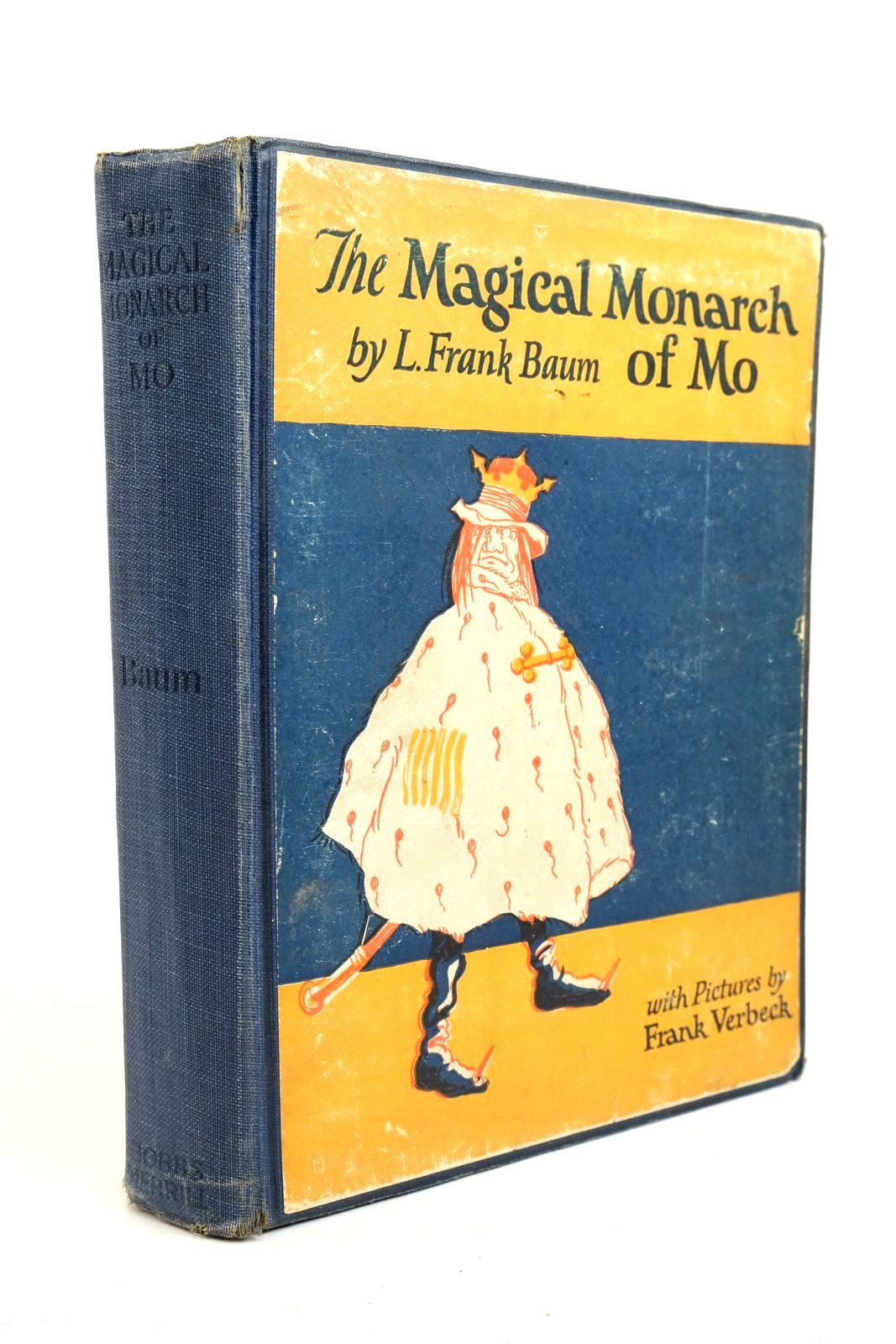 Photo of THE SURPRISING ADVENTURES OF THE MAGICAL MONARCH OF MO AND HIS PEOPLE- Stock Number: 1321161
