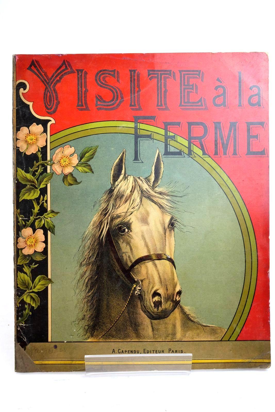 Photo of VISITE  A LA FERME- Stock Number: 1321166