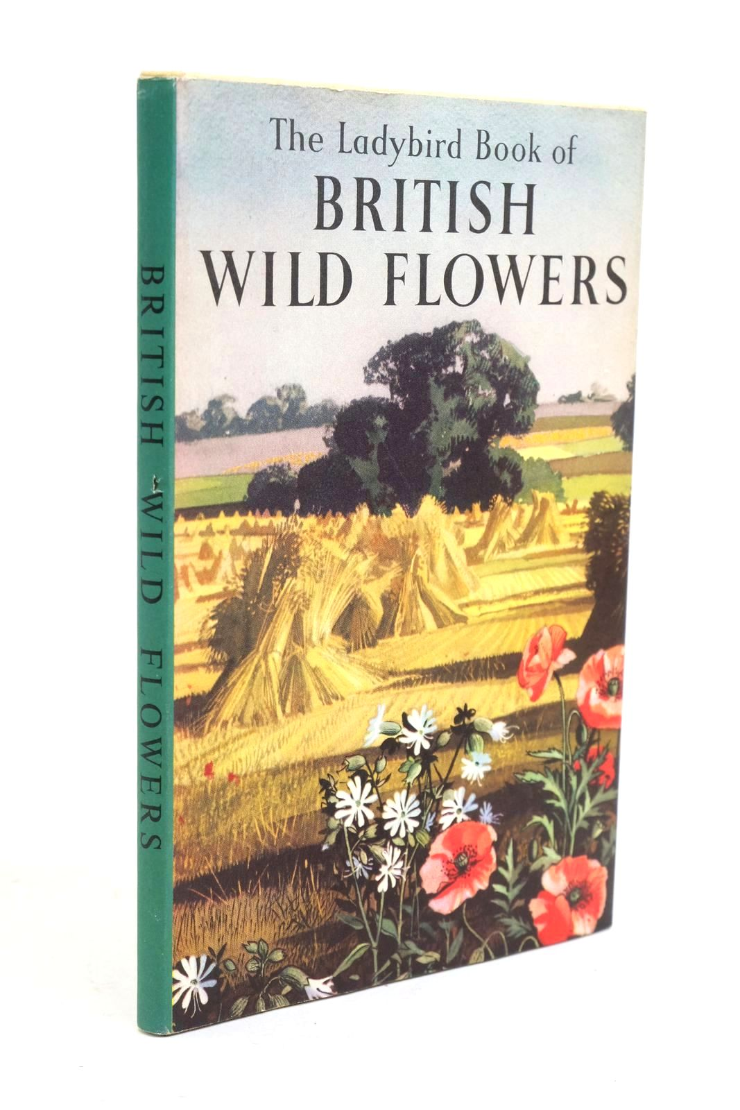 Photo of THE LADYBIRD BOOK OF BRITISH WILD FLOWERS written by Vesey-Fitzgerald, Brian illustrated by Hilder, Rowland Hilder, Edith published by Wills & Hepworth Ltd. (STOCK CODE: 1321171)  for sale by Stella & Rose's Books