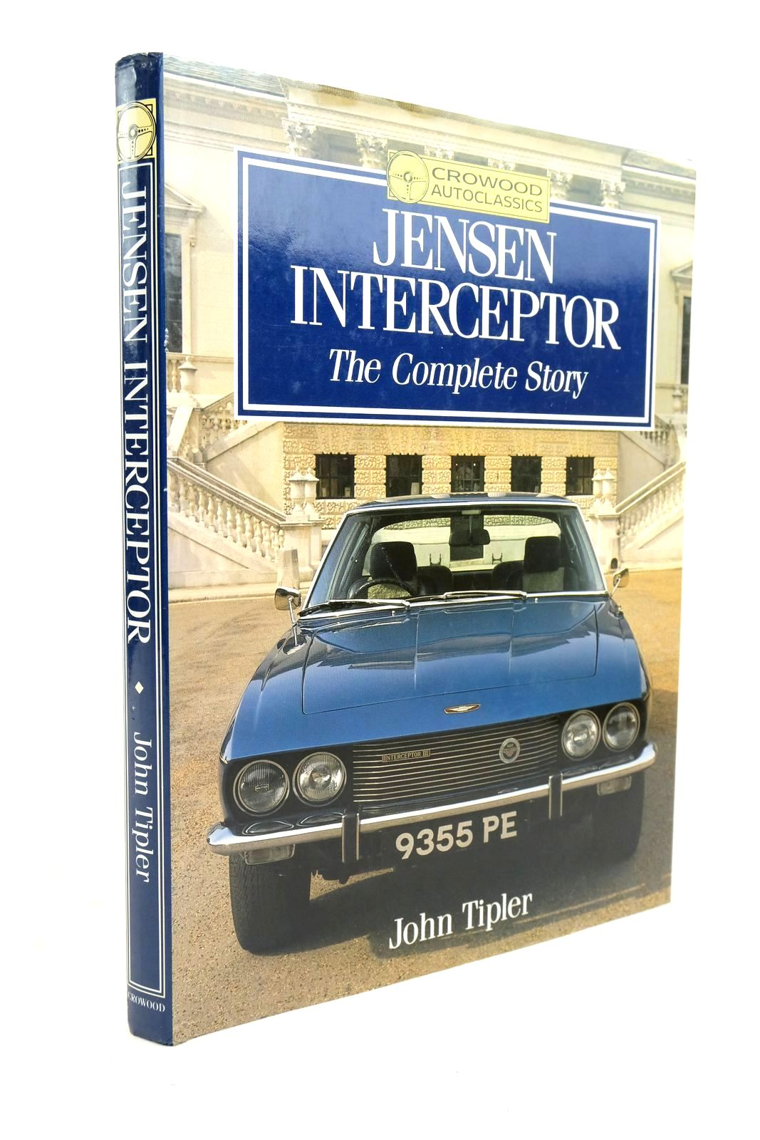 Photo of JENSEN INTERCEPTOR THE COMPLETE STORY- Stock Number: 1321176