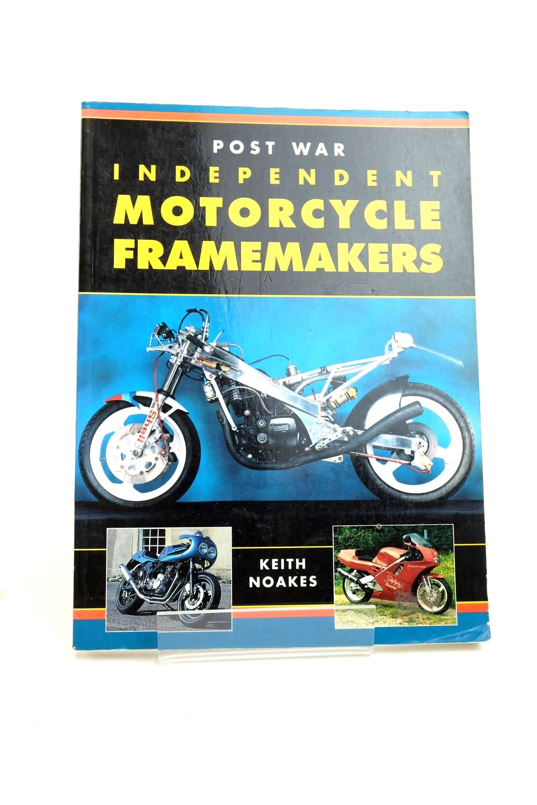 Photo of POST WAR INDEPENDENT MOTORCYCLE FRAMEMAKERS- Stock Number: 1321178