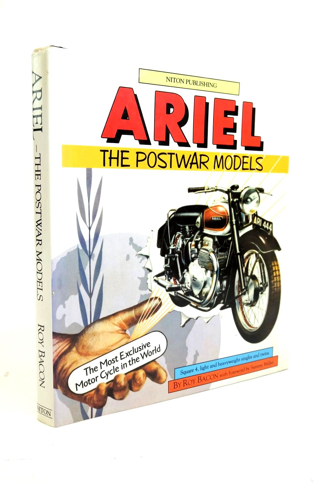 Photo of ARIEL THE POSTWAR MODELS written by Bacon, Roy published by Niton Publishing (STOCK CODE: 1321183)  for sale by Stella & Rose's Books