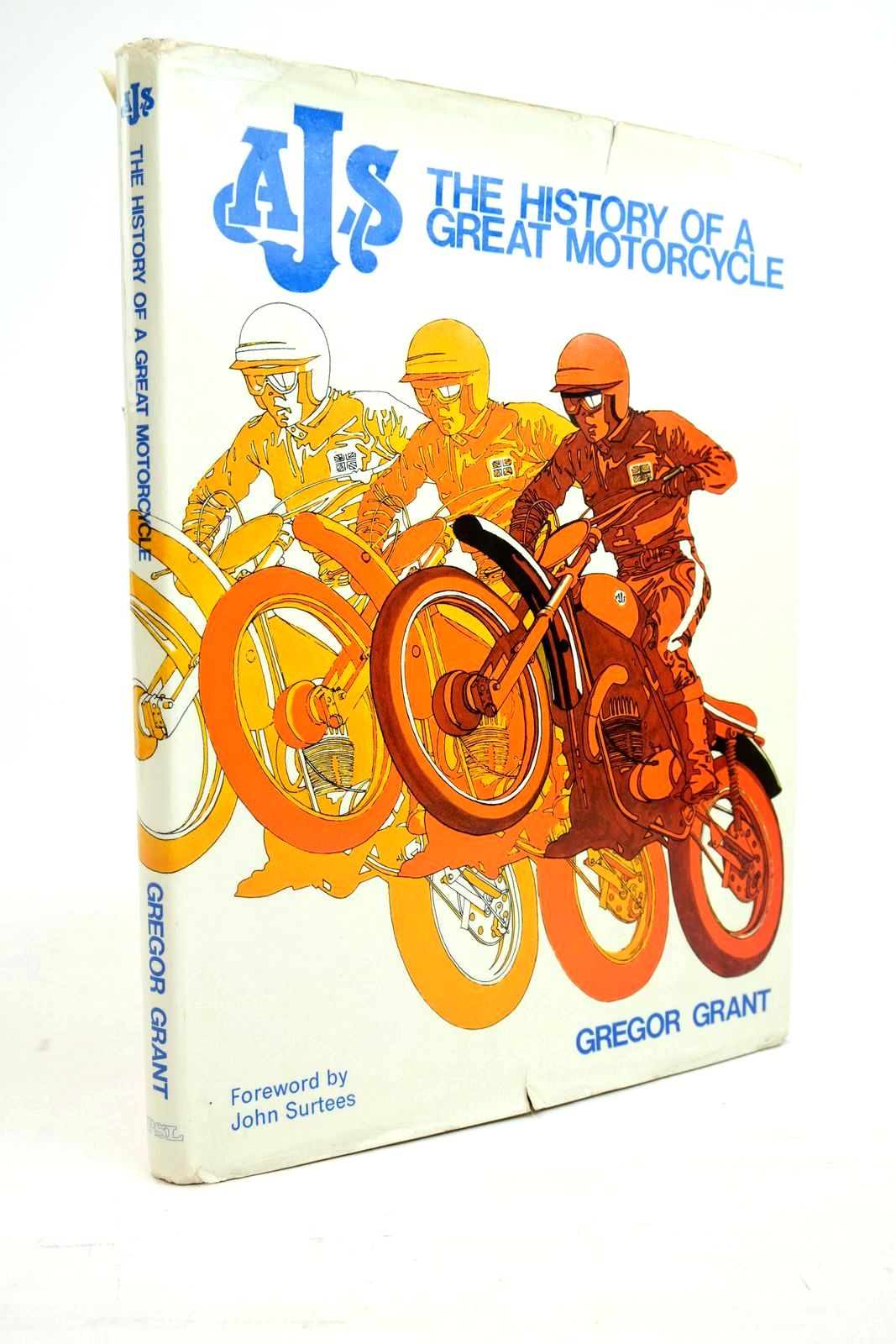 Photo of AJS THE HISTORY OF A GREAT MOTORCYCLE- Stock Number: 1321188