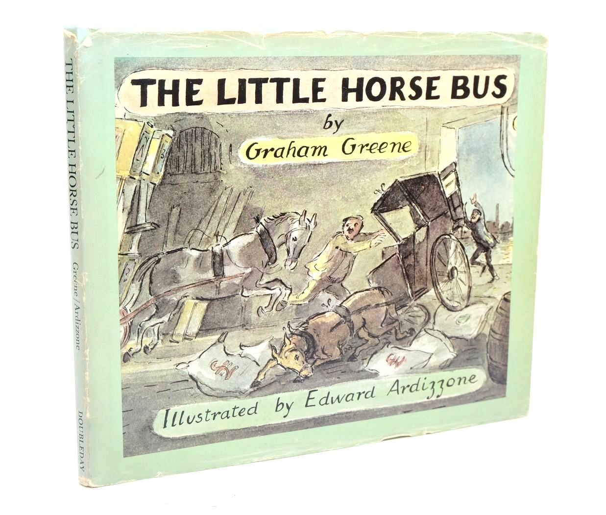 Photo of THE LITTLE HORSE BUS- Stock Number: 1321192