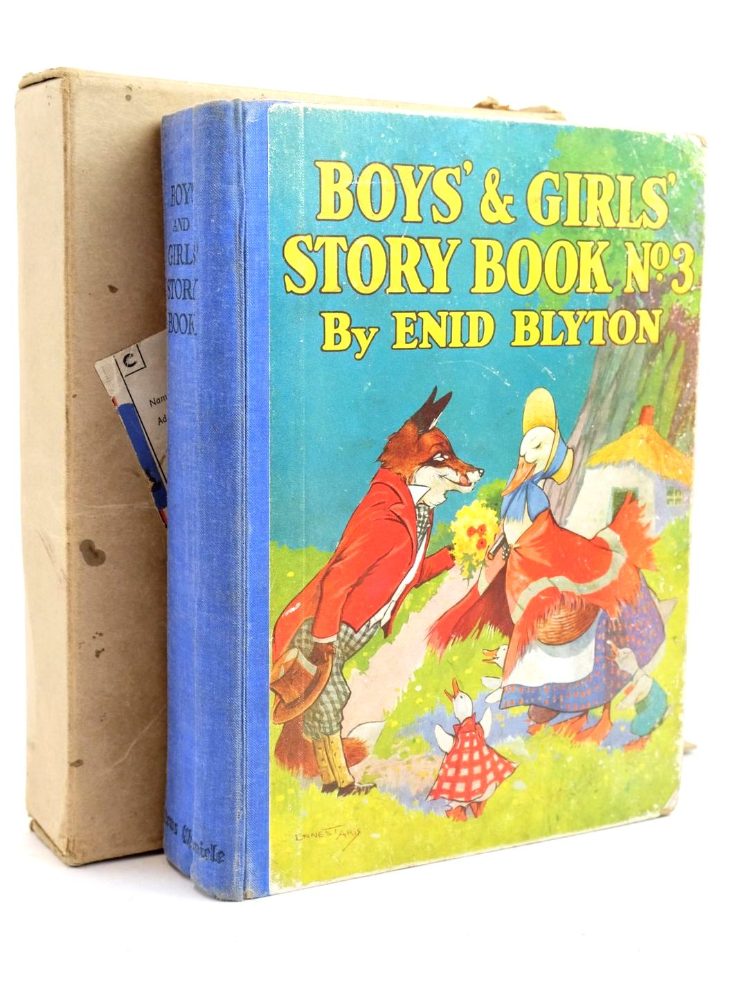 Photo of BOYS' AND GIRLS' STORY BOOK NO. 3- Stock Number: 1321195