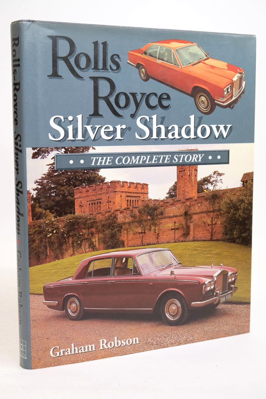 Photo of ROLLS-ROYCE SILVER SHADOW THE COMPLETE STORY written by Robson, Graham published by The Crowood Press (STOCK CODE: 1321213)  for sale by Stella & Rose's Books